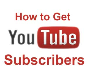 How to get lots of YouTube subscribers fast & easy