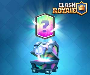 How to get a legendary card/chest in Clash Royale