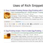 5 Best uses of Rich Snippets | Rich Snippet SEO